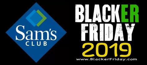 black friday deals 2019 sams club