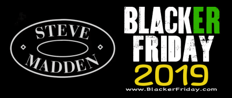 cdbb011edac Steve Madden Black Friday 2019 Sale   Deals - BlackerFriday.com