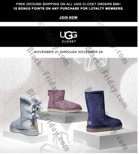53d5f4538a8 UGG Black Friday 2019 Sale & Outlet Deals - BlackerFriday.com