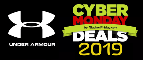 Under Armour Cyber Monday 2019 Sale - BlackerFriday.com 3d4d58101