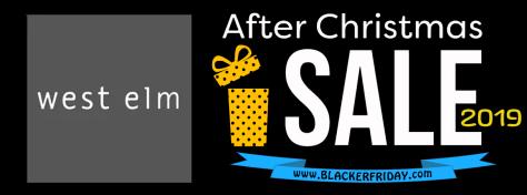 West Elm Christmas 2018.West Elm After Christmas Sale 2019 Blackerfriday Com