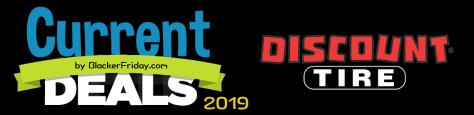 Discount Tire Cyber Monday 2019 Sale & Rebates