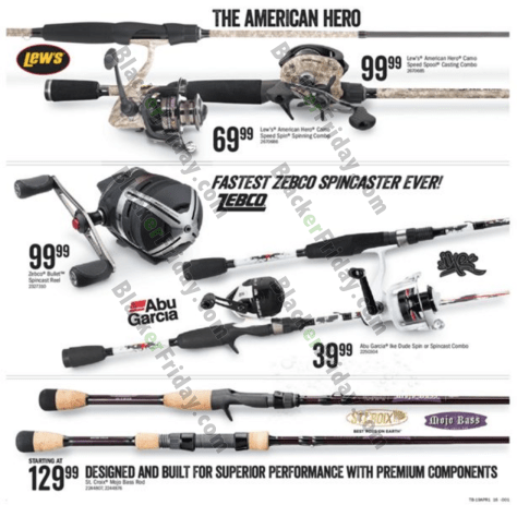 Bass Pro Shops Weekly Ad (April 2019) - BlackerFriday com