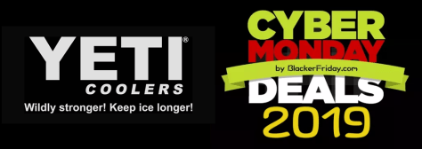 Yeti Cyber Monday Sale >> Yeti Cyber Monday 2019 Sale Cooler Deals Blacker Friday