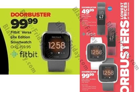 Fitbit Black Friday 2019 Sale & Deals - Blacker Friday