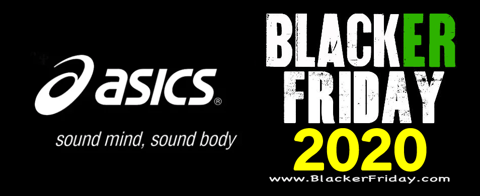 ASICS Black Friday 2020 Sale - What to