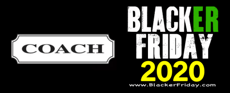 Coach Black Friday 2020 Sale What to Expect Blacker Friday
