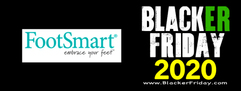 Footsmart Black Friday 2020 Sale What To Expect Blacker Friday