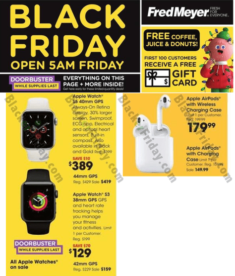 Apple Watch Black Friday 2020 Sale   What to Expect   Blacker Friday