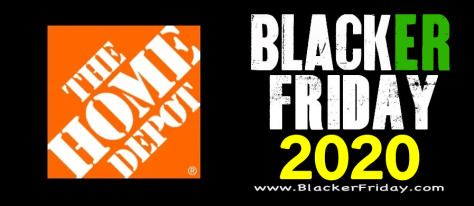 the home depot black friday 2020 ad
