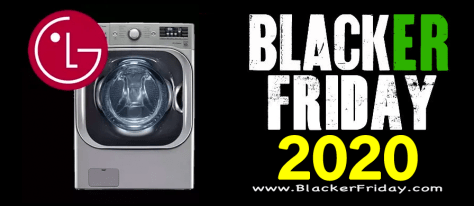 Lg Washer Dryer Black Friday 2020 Sale Deals Blacker Friday