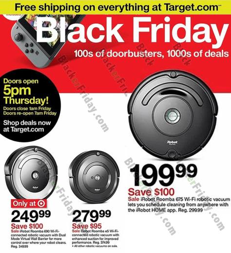 Irobot Roomba Black Friday 2020 Sale Deals Blacker Friday