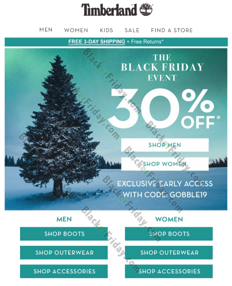 Timberland Black Friday 2020 Sale What to Expect Blacker