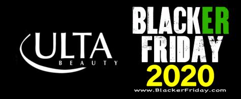 Ulta Beauty Black Friday 2020 Sale What To Expect Blacker Friday