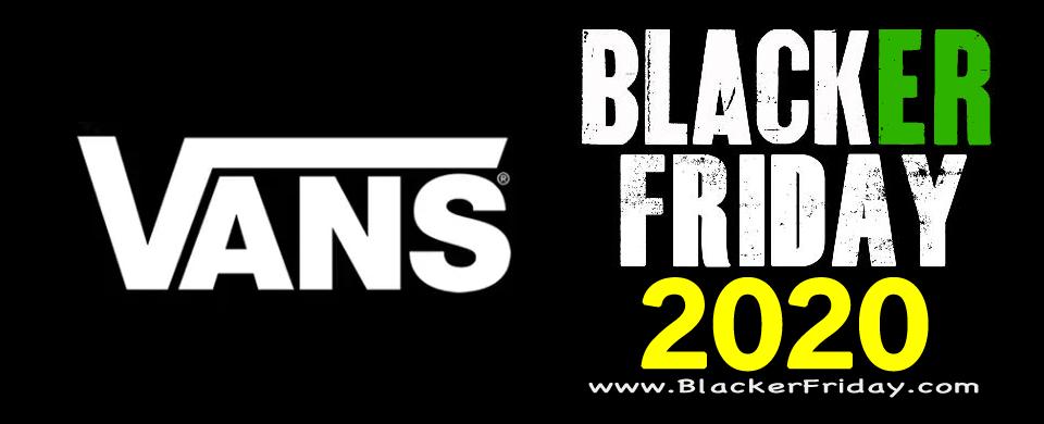 vans black friday sale