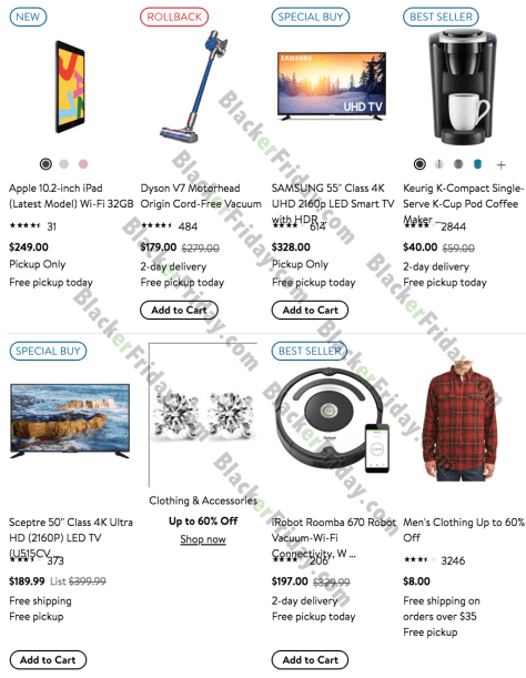 Walmart Cyber Monday 2020 Sale What To Expect Blacker Friday