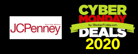 Jcpenney Cyber Monday 2020 Sale What To Expect Blacker Friday