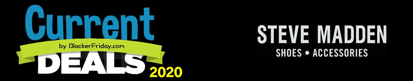Steve Madden Cyber Monday Sale 2020