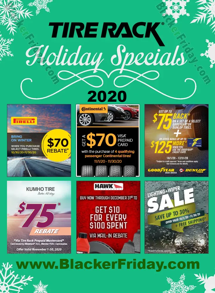 tire rack cyber monday 2021 sale what