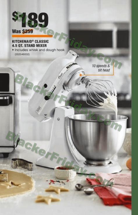 Kitchenaid Mixer Black Friday 2021 Sales Deals Blacker Friday