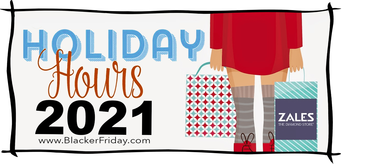 Zales Black Friday Store Hours 2021