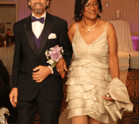 eviaanddarrenleavingwedding