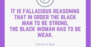 Frances M. Beal