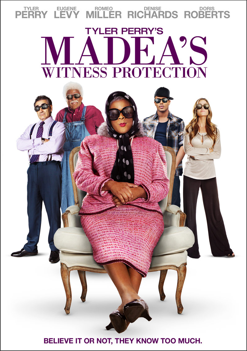 Image result for madea witness protection