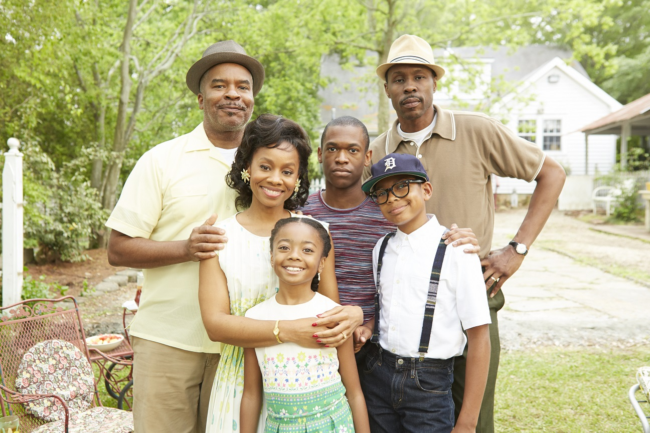 Exclusive Anika Noni Rose Talks The Watsons Go To