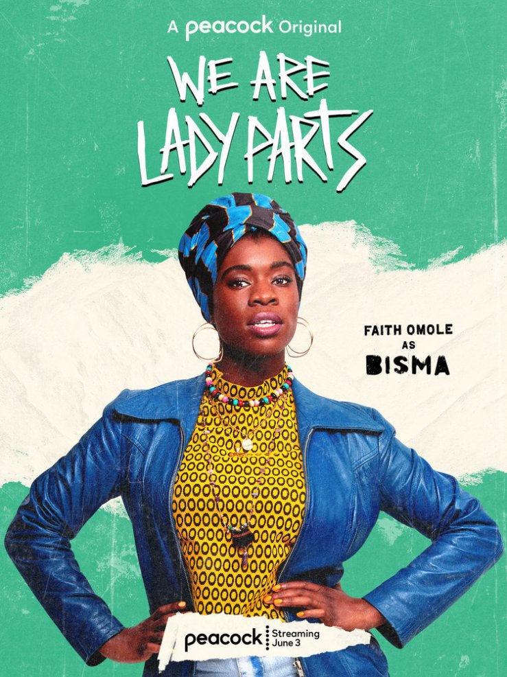 Watch The Trailer For The New Peacock Original 'We Are Lady Parts' -