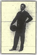 Black Fives Era basketball pioneer Major A. Hart