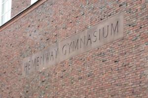 Hemenway Gymnasium exterior