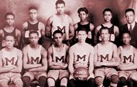1922 Morehouse College Basketball Team