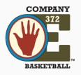 The official logo of the 372nd Colored Infrantry Regiment, Company E.