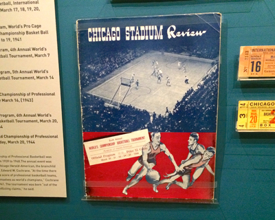 Official Souvenir Program, 6th Annual World's Championship Basketball Tournament, March 20, 21, 22, 24, 25, 1944 | 1944