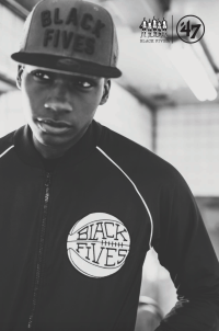c9b0733e231e1 47 Unveils Black Fives Apparel Collection in New York City Today ...