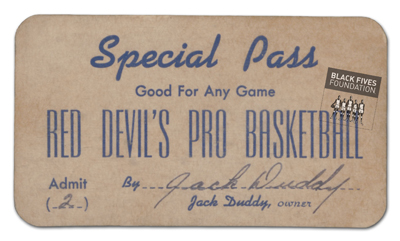 Red Devils Special Pass