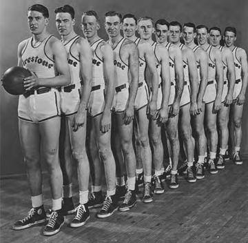 Akron Firestones, 1939