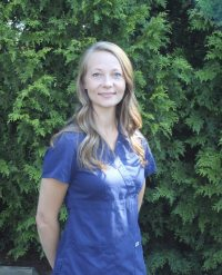 Dr. Rebecca Hodshon of Blackford Veterinary Surgery Referral in Knoxville, TN