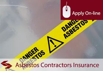 asbestos removal contractor tradesman insurance