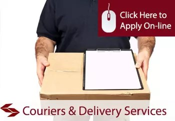 self employed couriers and delivery services liability insurance