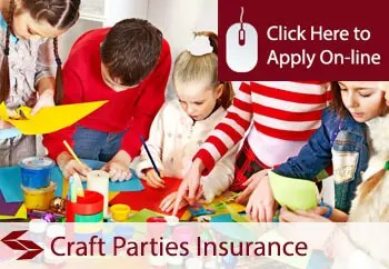 Craft Parties Organisers Public Liability Insurance