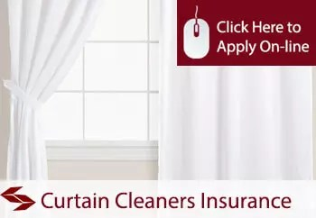 self employed curtain cleaners liability insurance
