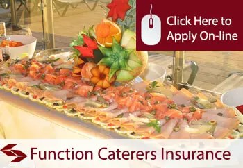 self employed function caterers liability insurance