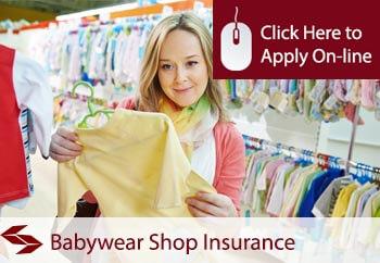 Babywear Shop Insurance
