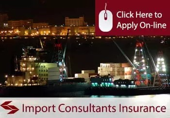 Import Consultants Professional Indemnity Insurance