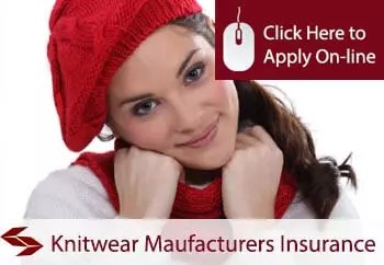 Knitwear Manufacturers Employers Liability Insurance