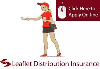 leaflet distributors insurance