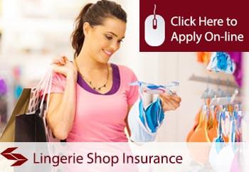 Lingerie Shop Insurance