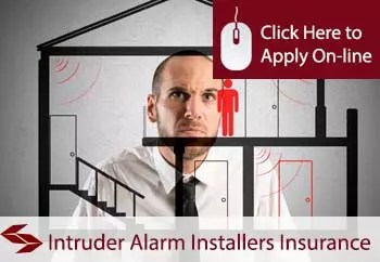 intruder alarm installers tradesman insurance